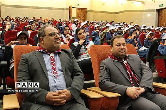همایش دانشآموزان تشکیلاتی منطقه 19 آموزش و پرورش شهر تهران