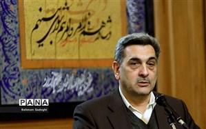 تبریک توییتری شهردار تهران به مناسبت سال نو میلادی