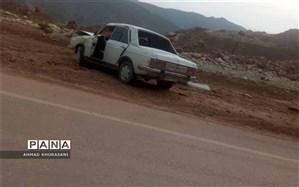 مصدومیت 9 نفر در سوانح جاده ای لالی