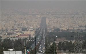 کیفیت هوای ۳ منطقه مشهد در وضع ناسالم قرار گرفت