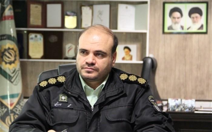 سرپرست پلیس آگاهی استان البرز