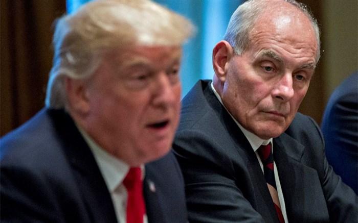 رئیس کارکنان کاخ سفید به زودی استعفا می دهد