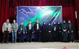افتخار آفرینی دانش آموزان استان یزد در مرحله کشوری مسابقات کتابخوانی