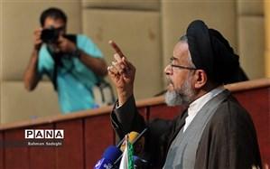 وزیر اطلاعات: نفوذیها معمولا داغترین شعارهای حکومت را میدهند