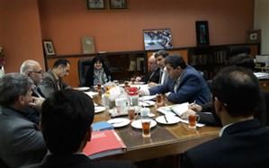 جلسه تخصصی کمیته مدارس بزرگسالان شهر تهران