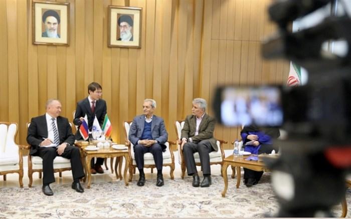 تهران و مسکو در شرایط تحریم از بخش خصوصی حمایت کنند
