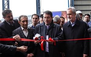 کارخانه فولاد شهریار با ظرفیت 90هزار تن به بهرهبرداری رسید
