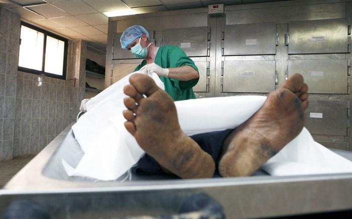 اهدای جسد - جسد - پزشکی قانونی