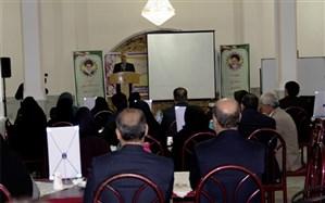 دوره آموزشی کیفیت بخشی مدارس شاهد، قطب کشوری در سنندج در حال برگزاری است
