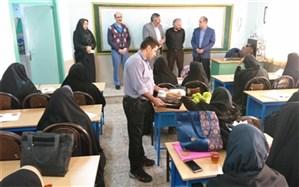 کارگاه پیشگیری از اعتیاد در آموزش و پرورش ناحیه یک ری
