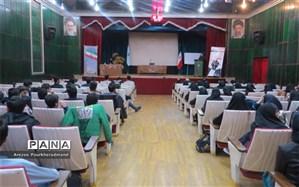 برگزاری اولین نشست دانش آموزان مدارس تیزهوشان استان یزد با رئیس اداره استعدادهای درخشان