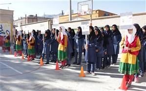 المپیادهای ورزشی  توانمندی های دانش آموزان استان را در سطح ملی به نمایش می گذارد