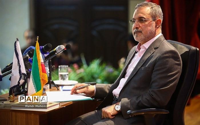 نشست وزیرآموزش و پرورش با دانشجو معلمان دانشگاه فرهنگیان