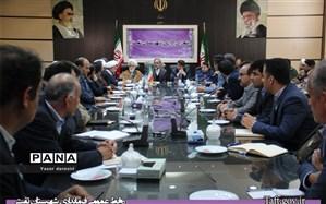 سومین جلسه شورای اداری شهرستان تفت
