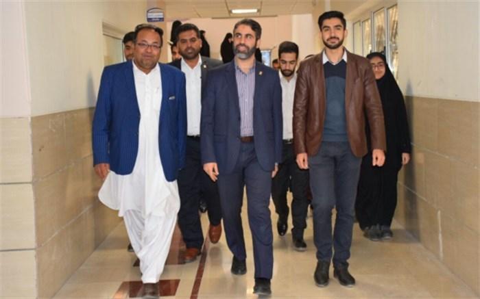 دبیرکل انجمن اسلامی