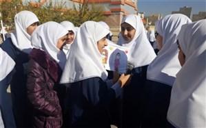 اجرای طرحهای دانش آموزی حجاب برتر در اسلامشهر