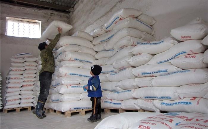 حفاظهای مجازی برای کنترل قاچاق آرد