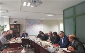 بررسی مشکلات اتحادیه عامفا در دیدار با معاون متوسطه آموزشوپرورش