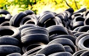 کشف 9 هزار حلقه لاستیک قاچاق در جنوب تهران