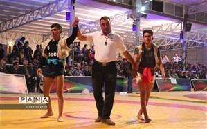 مسابقه کشتی باچوخه کشور با قهرمانی تیم خراسان رضوی  پایان یافت