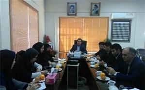 دومین جلسه کمیته هماهنگی برنامه های هفته پژوهش آموزش و پرورش آذربایجان غربی برگزار شد
