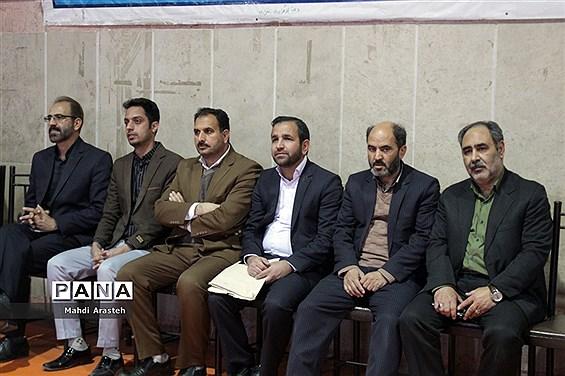 افتتاحیه مسابقات فوتسال آموزشگاههای ابتدایی شهرستان بیرجند