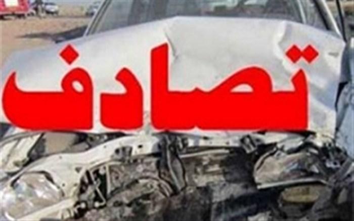 جان باختن ۱۱ نفر در محور طبس _ یزد