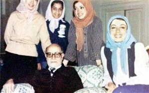 همسر مهدی بازرگان درگذشت + عکس