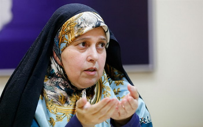 پروانه سلحشوری، نماینده مجلس: جنجال کردند تا حرف هایم در مورد حجاب شنیده نشود