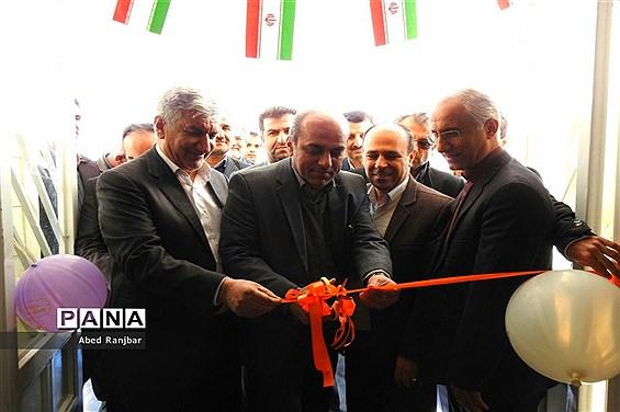 افتتاحیه دبستان شهدای بانک ملی روستای سپارده اشکور