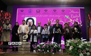 درخشش دانش آموزان کلاتی در جشنواره پژوهشی کشوری جابرابن حیان