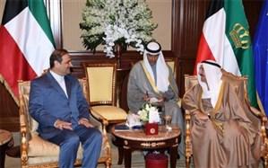 سفیر جدید ایران استوارنامه خود را تقدیم امیر کویت کرد