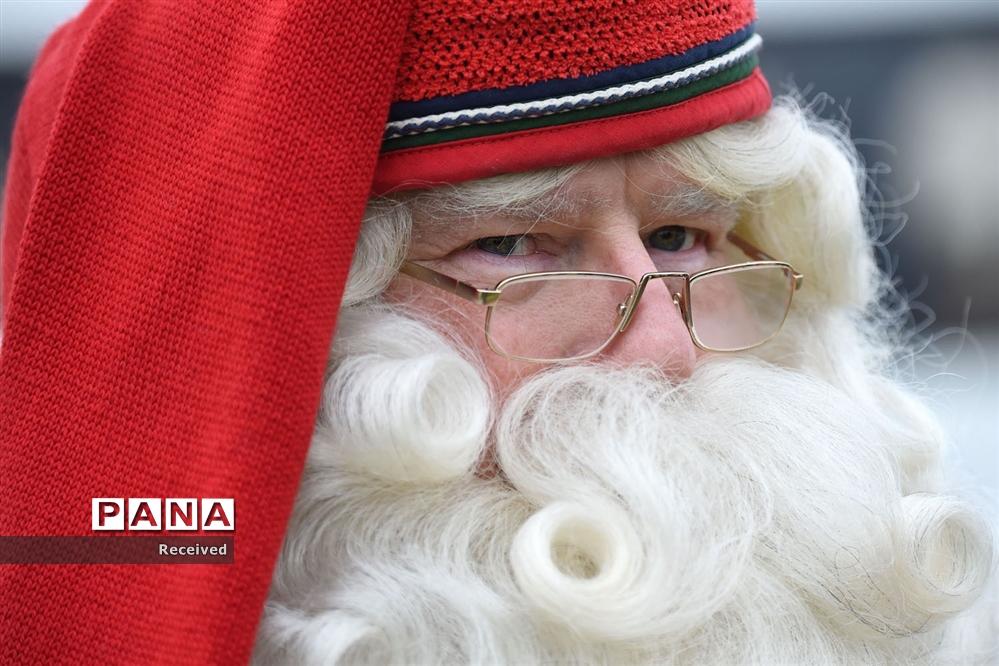 کریسمس در سراسر جهان