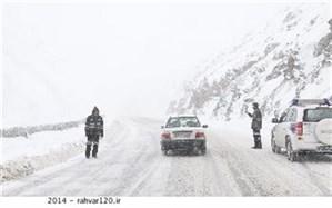 راه ارتباطی ۱۰۰ روستا در الیگودرز مسدود شد
