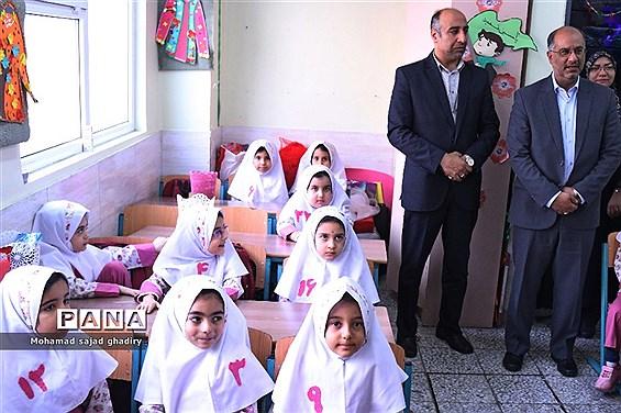 بازدید معاون پرورشی و فرهنگی اداره کل آموزش و پرورش شهر تهران از دارالقرآن منطقه 4