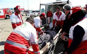 رئیس مرکز اورژانس البرز خبر داد:  امدادرسانی اورژانس به ۱۱ فقره تصادف