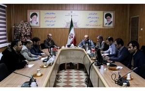 نشست کمیته تامین و ارتقای سلامت اداری آموزش و پرورش کردستان برگزار شد