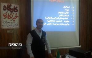 برگزاری کارگاه خبرنگاری ویژه معاونین ومربیان تربیتی فاروج