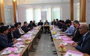 نشست هم اندیشی مدیران و کارشناسان سازمان دانش آموزی کهگیلویه و بویراحمد برگزار شد