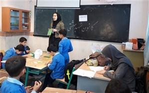 برگزاری کارگاه های طرح نشاط  وخلاقیت  درفیروزکوه