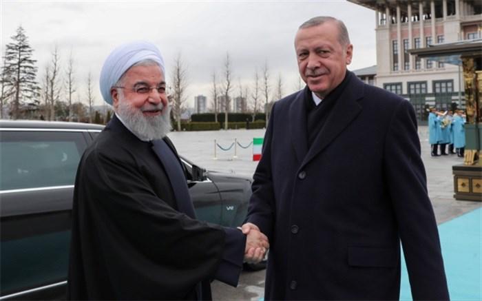 تاکید روحانی و اردوغان بر بازگشایی هرچه سریعتر مرزهای زمینی و هوایی دو کشور