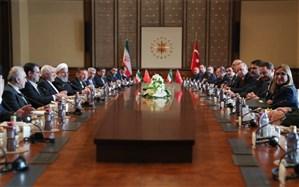 ابراز نگرانی روحانی و اردوغان از آسیبهای تحریمهای یکجانبه آمریکا بر زندگی مردم و ثبات منطقه