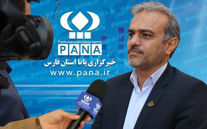 محسن کلاری رئیس سازمان دانش آموزی فارس
