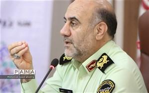 سردار رحیمی: جرایم خشن طی دو سال اخیر در تهران کاهش چشمگیر داشته