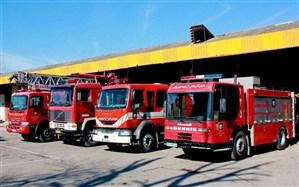 نجات سه شهروند مهابادی محبوس در تانکر سوخت