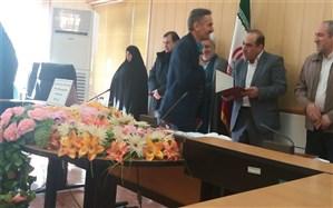 حوزه صیانت ازحقوق شهروندی وترویج فرهنگ عفاف وحجاب   رتبه اول ادارات شهرستان خدابنده  را کسب کرد