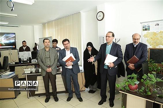 انتصاب مدیر جدید مرکز کنترل سفرهای برون استانی دانشآموزی