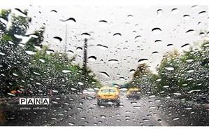 بارش باران و برف در ۵ استان کشور