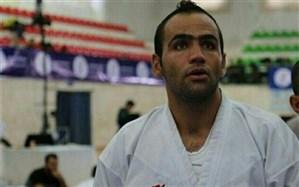کاراتهکا  کازرونی عازم  مسابقات قهرمانی نیروهای مسلح آسیا