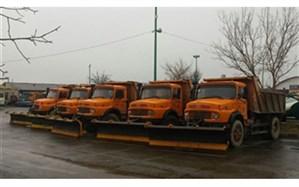 شهر ارومیه آماده زمستان است